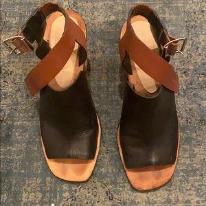Loeffler Randall Maisy Block Heel Sandal